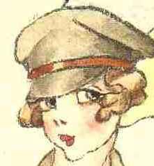 Pinup pour poilu de WW1